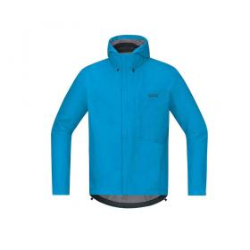 GORE WEAR, C3 GORETEX PACKLITE HOODED JACKET, DYNAMIC CYAN